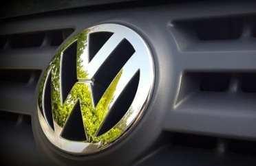 Clean Vehicles - Volkswagen Logo