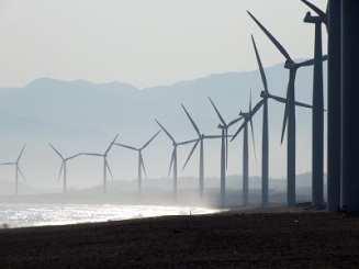 Offshore wind Energy - wind turbines