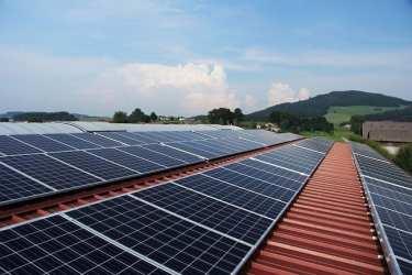 Solar Energy Systems - Solar Panels on Roof