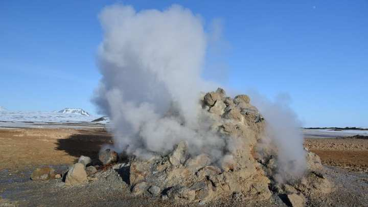Ambitious geothermal energy project in Iceland successfully completes its first phase