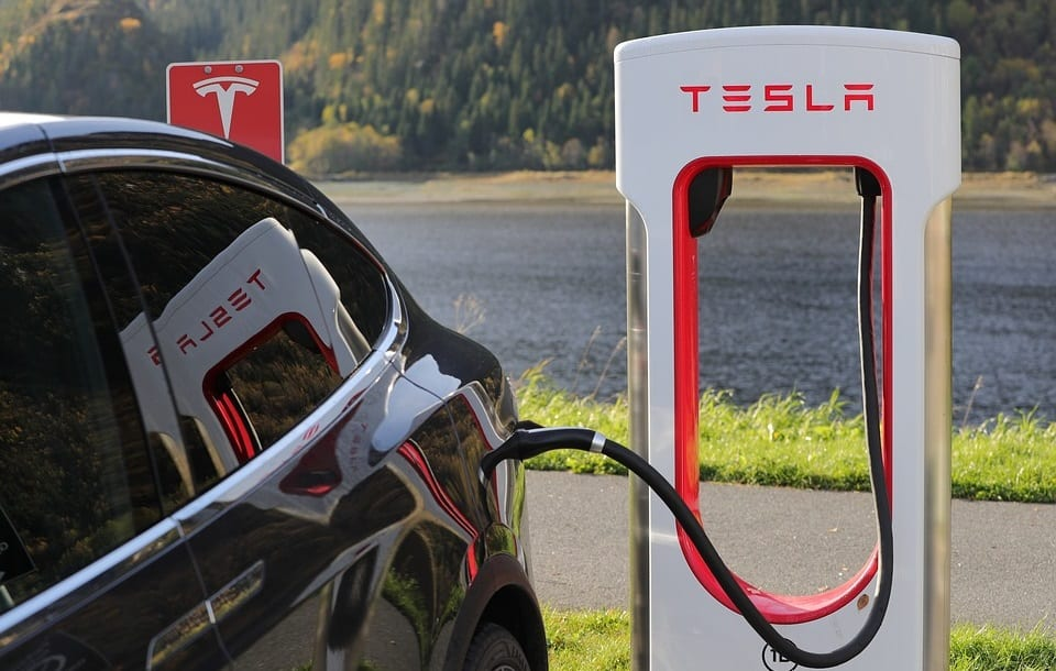 Solar energy to power all of Tesla's charging stations