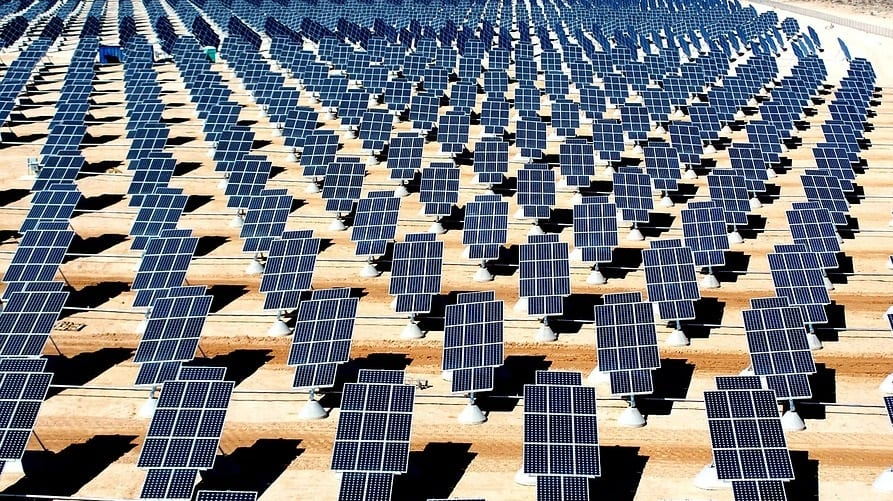 Entirety of US could be powered by solar energy, according to Elon Musk
