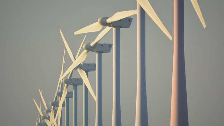 Hywind offshore wind energy system begins operation in Scotland
