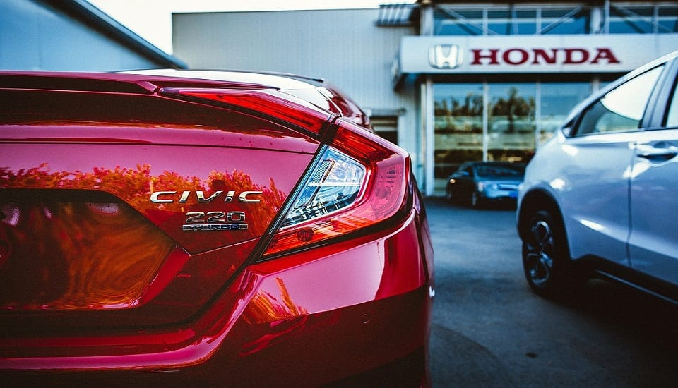 A new clean car is being developed by Honda