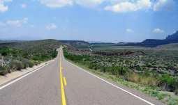 Clean Cars - Highway in Texas