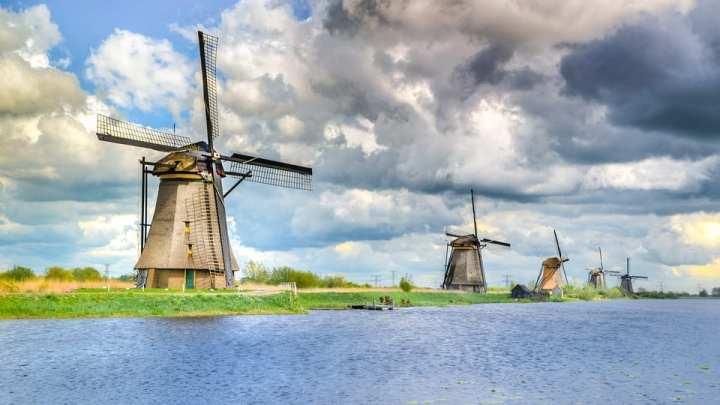 Renewable power is making progress in the Netherlands