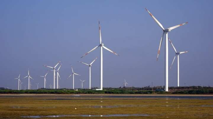 UK wind energy capacity to almost double in the next decade