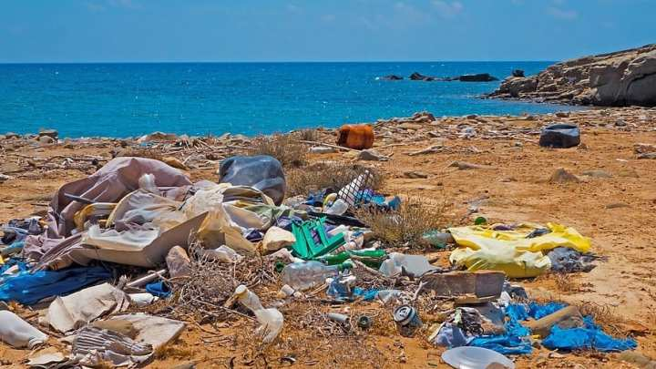 Plastic waste is adding to the ever-increasing greenhouse gases problem
