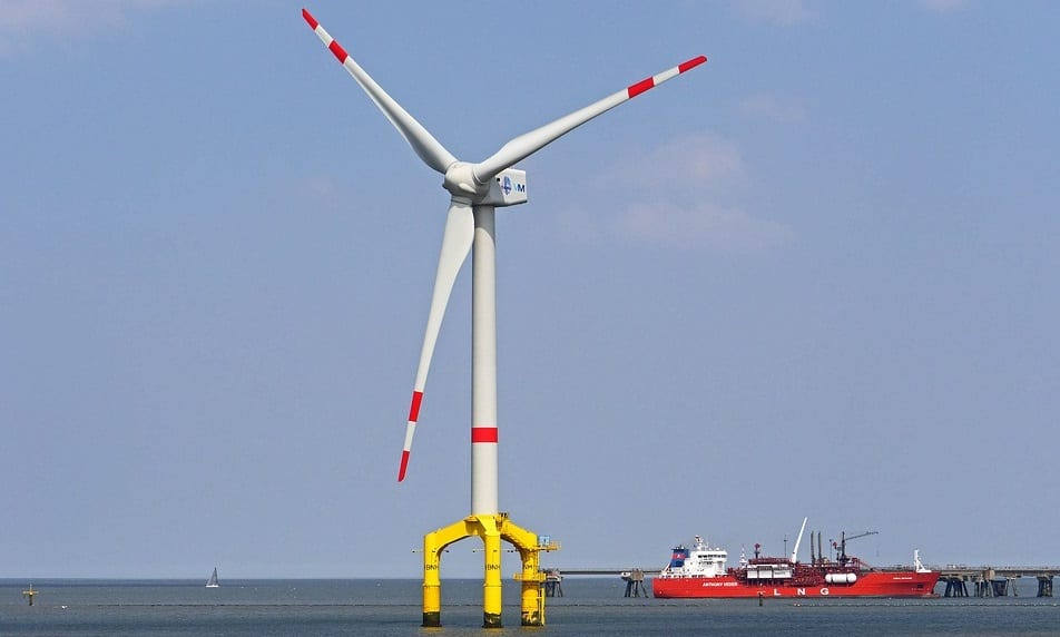Floating offshore wind could be the future of renewable wind power