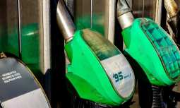 Hydrogen Fuel Cell Station - Gas Pumps