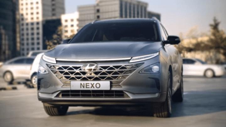 Hyundai's 2019 NEXO SUV soon to arrive at select South California dealerships