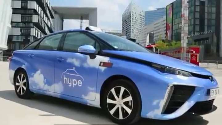 These 2018 hydrogen achievements could impress even fuel cell naysayers