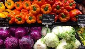 Zero waste grocery stores - Produce
