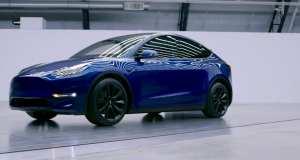 Tesla Model Y SUV - Promo of Vehicle - Tesla YouTube