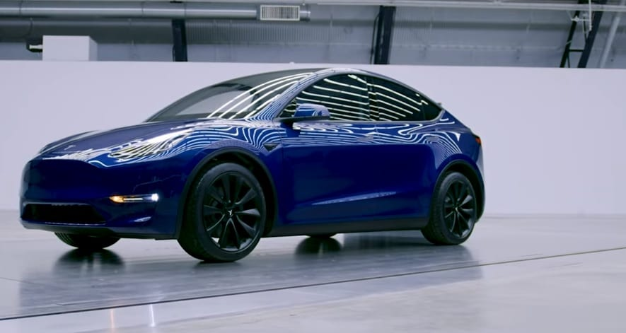 Tesla Model Y SUV unveiling leaves unanswered questions