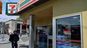 Vancouver Hydrogen fuel Station -7-Eleven Store