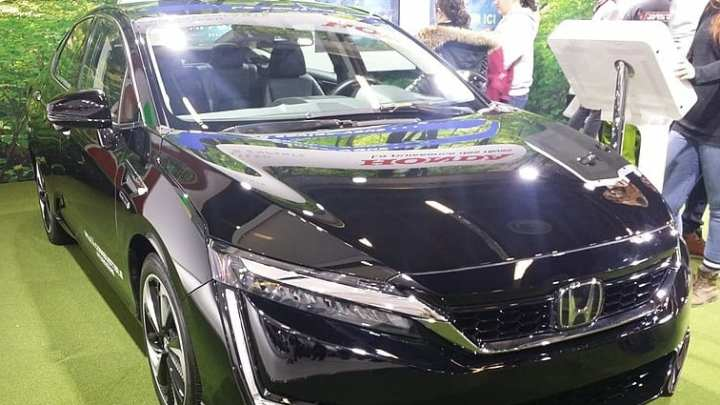 2019 Clarity Fuel Cell to be available at select dealers in California soon