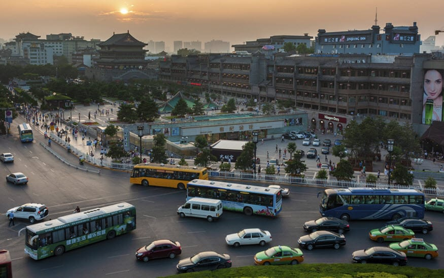 Chinese government to push ahead with hydrogen fuel industry development