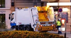 Hydrogen garbage truck - garbage disposal truck