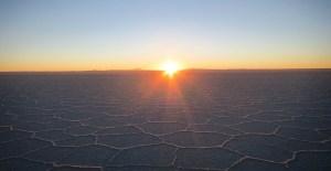 Lithium Mining - Atacama Desert - Salt Flat