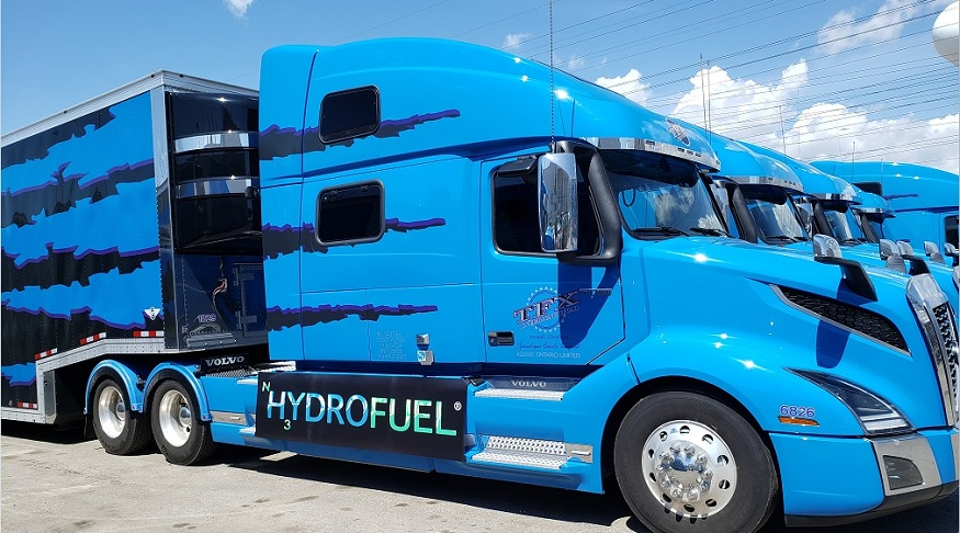 Diesel fuel generators and trucks to be powered by cleaner NH3 fuel