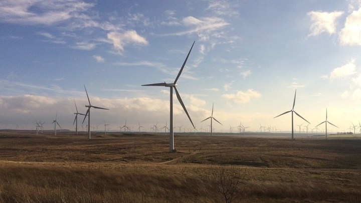 New wind power storage project to significantly improve UK renewable energy