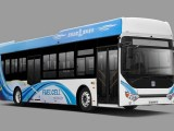fuel cell city bus - Yuan Cheng F12