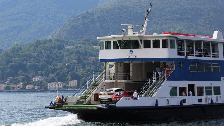 Norway's first hydrogen car ferries continue development