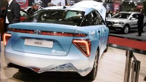 Toyota Canada FCEVs - Toyota Mirai - Vienna Autoshow 2018