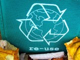 Circular recycling technology - recycle symbol