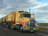 Heavy-Duty Hydrogen Truck - Truck on road