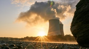 Nuclear Energy Hydrogen Production - nuclear power plant