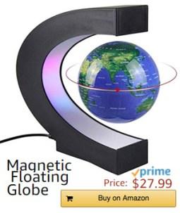 magnetic floating globe Amazon