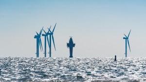 green hydrogen plant - offshore wind energy