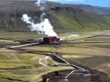 Geothermal electricity - Geothermal power plant