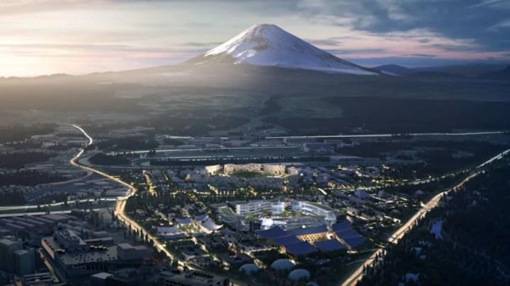 Toyota reveals plans to build prototype hydrogen fuel city at CES 2020