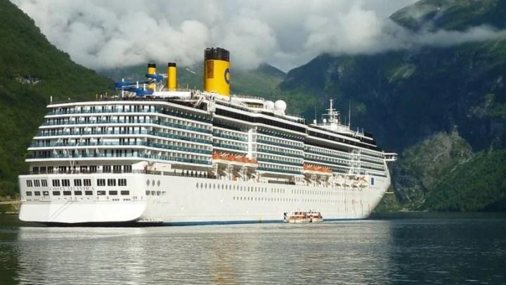 Norwegian company partnership to launch liquid hydrogen fuel cell cruise ship