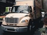 Commercial Trucks - Truck on city road