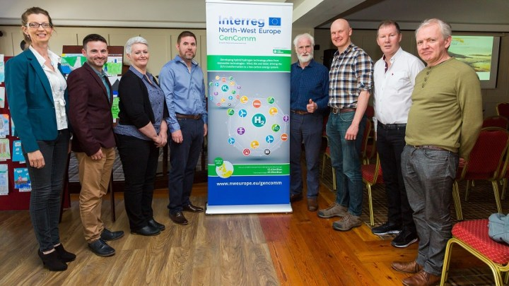 Distant Irish islands work together in new green hydrogen energy strategy