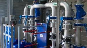 Closed-loop geothermal - Pipes - Factory