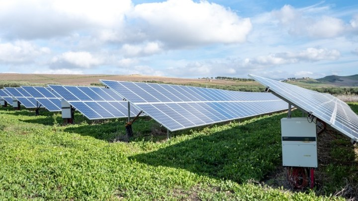 Solar panel output has measurably risen due to cleaner air