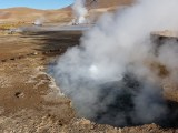Geothermal plant project - thermal - water vapor