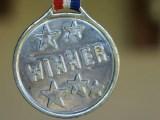 Fuel cell technology awards - winner medal