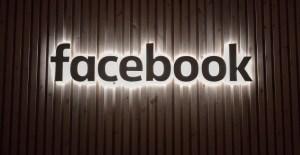 Renewable energy storage - Facebook sign