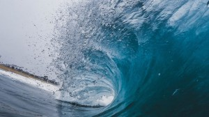 Tidal power commitment - Waves