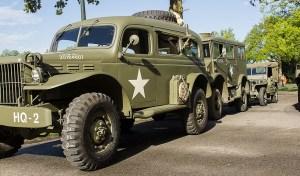 General Motors Hydrogen - Military vehicle