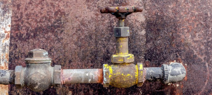 dangers of corrosion to equipment