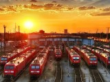 Hydrogen application standard - railway station