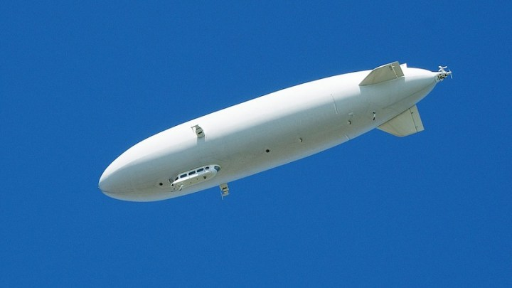 Biggest mobile hydrogen fuel cell in the world to power Sergey Brin's mysterious airship
