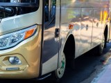 Hydrogen buses - image of bus